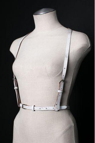 Harness Deri Vücut Aksesuarı KB1151 - Kanatlı Butik